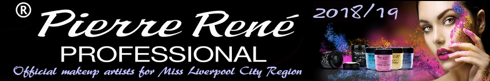 Main Sponsor - Pierre Rene Professional Ltd. - A Professional Makeup Manufacturer, Distributor and Education provider and exclusive distributor of Pierre Rene Professional in the UK & Ireland.